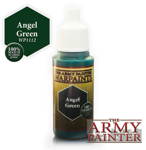 "The Army Painter Warpaints 18ml Angel Green ""Green Variant"" WP1112"