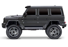 Load image into Gallery viewer, Traxxas 82096-4-BLK TRX-4¨ Scale and Trailª Crawler with Mercedes-Benz¨ G 500¨ 4x4_ Body
