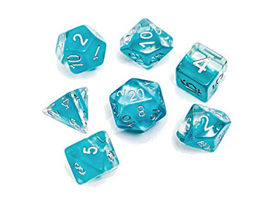 Gate Keeper Games Neutron Dice Glacier, Multicolor