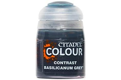 Games Workshop Citadel Colour: Contrast - Basilicanum Grey