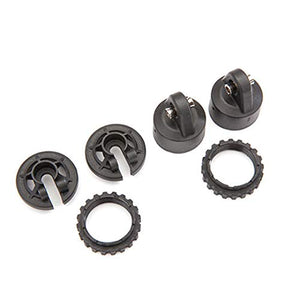 Traxxas 8964 Shock Caps, GT-Maxx Shocks/ Spring Perch/ Adjusters