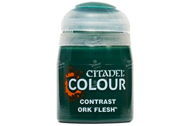 Games Workshop Citadel Colour: Contrast - Ork Flesh