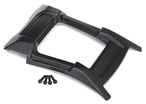 Traxxas 8617 Roof Skid Plate, Black