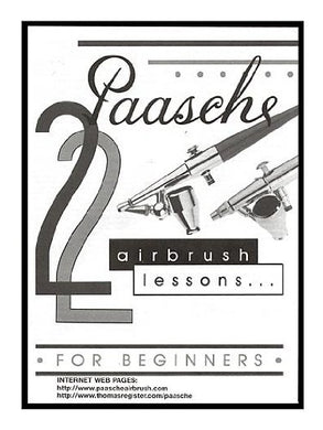22 Airbrush Lessons Book