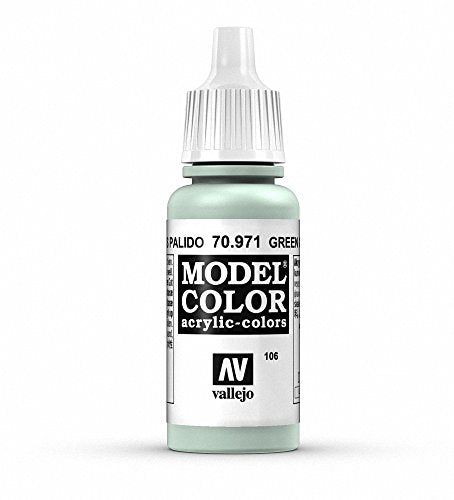 Vallejo Model Color Green Grey Model Color paint, 17ml