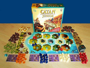 Catan Junior - Klaus Teuber - Catan Studio CN3025
