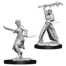 Load image into Gallery viewer, Dungeons & Dragons Nolzur's Marvelous Miniatures - Female Human Rogue WZK73831