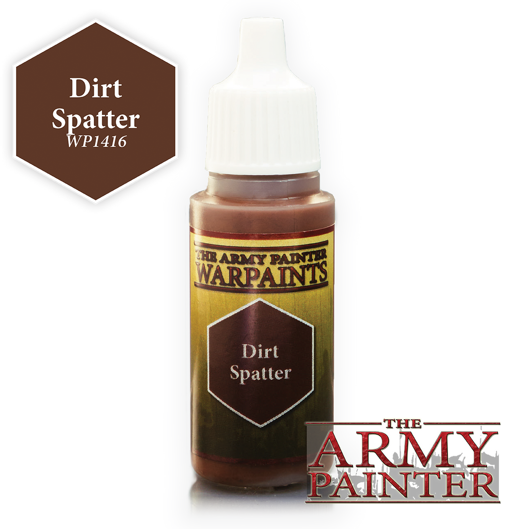 The Army Painter Warpaints 18ml Dirt Spatter