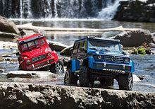Load image into Gallery viewer, Traxxas 82096-4-BLU TRX-4¨ Scale and Trailª Crawler with Mercedes-Benz¨ G 500¨ 4x4_ Body