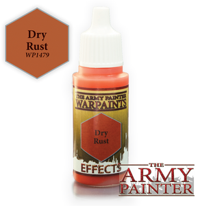 "The Army Painter Effects Warpaints 18ml Dry Rust ""Orange Variant"" WP1479"