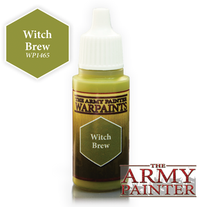 "The Army Painter Warpaints 18ml Witch Brew ""Green Variant"" WP1465"