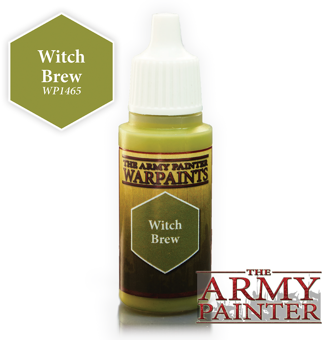 The Army Painter Warpaints 18ml Witch Brew