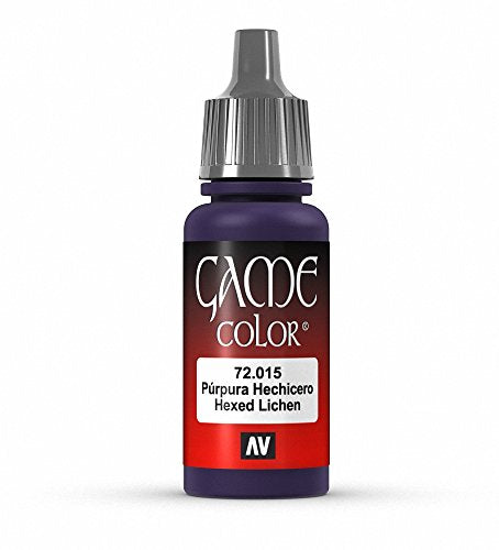 Vallejo Game Color Hexed Lichen Paint, 17ml