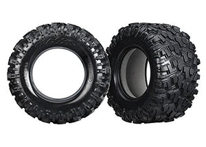 Traxxas 7770X Maxx at Tires with Foam Inserts (8S-Rated), Sold As A Pair Vehicle
