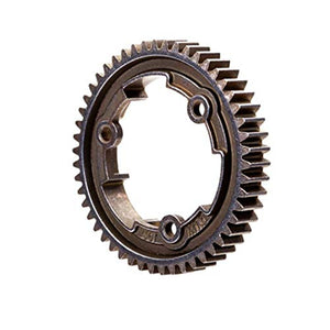 Traxxas 6448R Spur Gear, 50-Tooth, Steel (Wide-Face, 1.0 Metric Pitch)