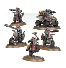 Load image into Gallery viewer, Games Workshop Warhammer 40k Atalan Jackals 51-62