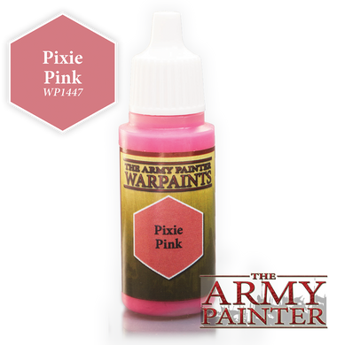 The Army Painter Warpaints 18ml Pixie Pink