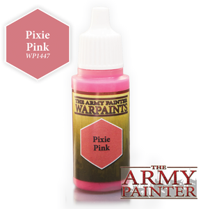 "The Army Painter Warpaints 18ml Pixie Pink ""Pink Variant"" WP1447"