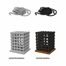 Load image into Gallery viewer, Wizkids Deep Cut Minitures - Cage & Chains WZK73419
