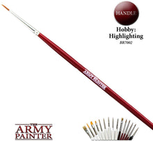 Load image into Gallery viewer, The Army Painter Hobby Paint Brush: Highlighting BR7002