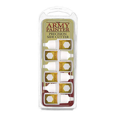 The Army Painter Paint Mixing Empty Plastic Dropper Bottles 12ml Pack of 6