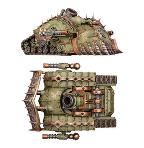 Games Workshop Warhammer 40k Death Guard Plagueburst Crawler Miniature