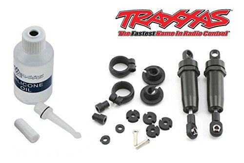 Traxxas 4760 Long Hard Coated Shock without Springs