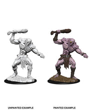 Load image into Gallery viewer, Dungeons & Dragons Nolzur's Marvelous Miniatures: Fomorian WZK73392