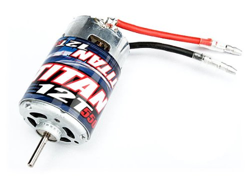 Traxxas 3785 Titan 12T Motor (12-Turn, 550 size) Part 3785