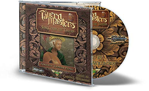 Songs from The Tavern (Fantasy Tavern Music) Dann Kriss Games