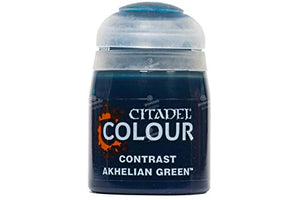 Games Workshop Citadel Colour: Contrast - Akhelian Green