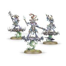 Load image into Gallery viewer, Games Workshop Warhammer Age of Sigmar Tzeentch Tzaangor Enlightened 83-74
