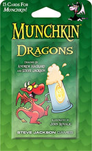 Load image into Gallery viewer, Steve Jackson Games Munchkin Dragons Booster Pack