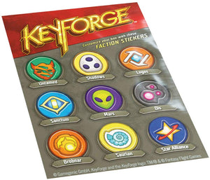 Keyforge Aries Deck Box: Red by GAMEGEN!C