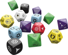 Load image into Gallery viewer, Star Wars Roleplaying Dice - Edge of the Empire Age of Rebellion Force & Destiny