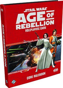 Star Wars Age of Rebellion: Core Rulebook Table Top Game