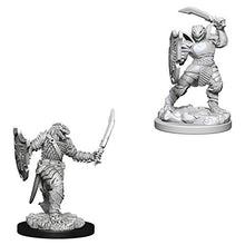 Load image into Gallery viewer, Dungeons & Dragons Nolzur's Dragonborn Female Paladin WZK73341