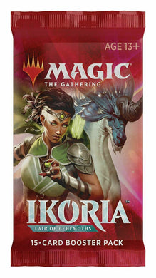 Magic The Gathering Ikoria Lair of Behemoths Booster Pack - Wizards of the Coast