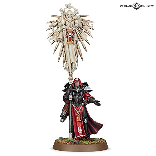 Games Workshop Warhammer 40,000: Adepta Sororitas Imagifier