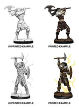 Load image into Gallery viewer, Dungeons & Dragons Nolzur's Marvelous Miniatures Female Goliath Barbarian 73834