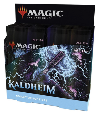 Kaldheim Collector Booster Box