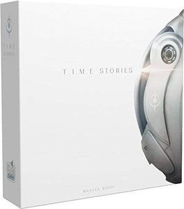 TIME Stories by Fantasy Flight Games 2 - 4 Players