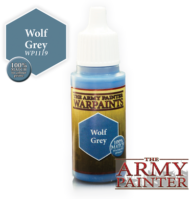 The Army Painter Warpaints 18ml Wolf Grey