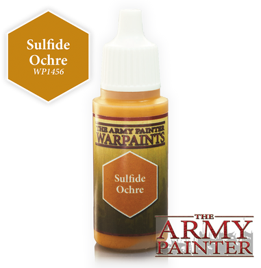 The Army Painter Warpaints 18ml Sulfide Ochre