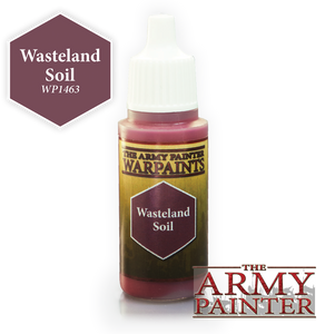 "The Army Painter Warpaints 18ml Wasteland Soil ""Purple Variant"" WP1463"