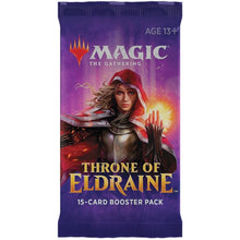 Load image into Gallery viewer, Magic: The Gathering Throne of Eldraine Booster Pack by Wizards of the Coast