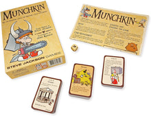 Load image into Gallery viewer, The Original Munchkin By Steve Jackson Games