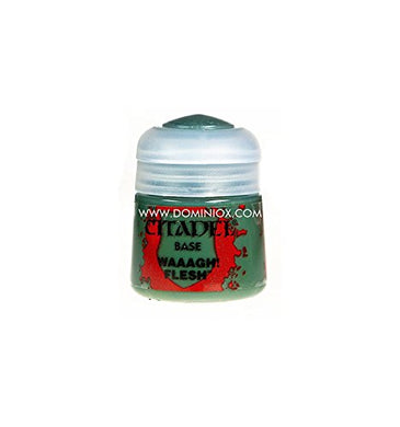 Games Workshop Citadel Base Paint Waaagh! Flesh 12Ml