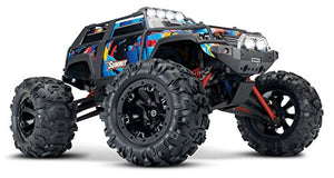 Traxxas 1/16 Summit 4WD Extreme Terrain Truck, Rock n' Roll, 1/16 Scale Blue