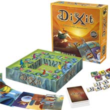 Dixit Board Game By Libellud, Asmodee - 3 - 6 Players